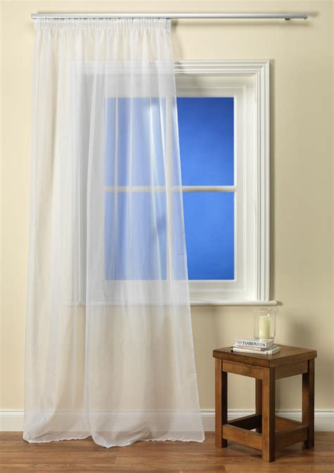 panel net curtains white tape top voile panel from net curtains direct