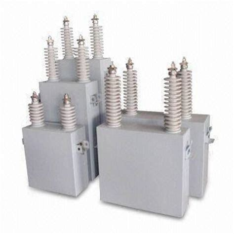 shunt capacitor equipment high voltage shunt capacitor with white bushings shunt capacitor high voltage capacitor