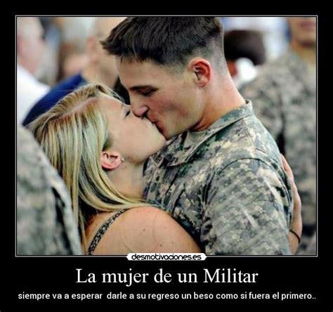 imagenes de amor a distancia para un militar la mujer de un militar desmotivaciones