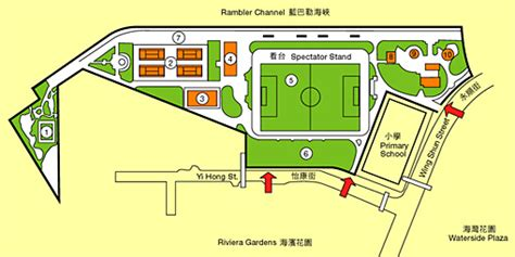 Home Office Layout leisure and cultural services department tsuen wan