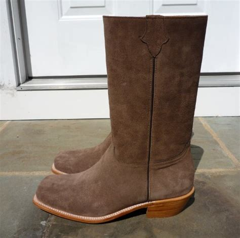 mens size 15 cowboy boots order now clint eastwood style spaghetti western cowboy