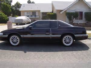 1992 Eldorado Cadillac Earl100 1992 Cadillac Eldorado Specs Photos Modification