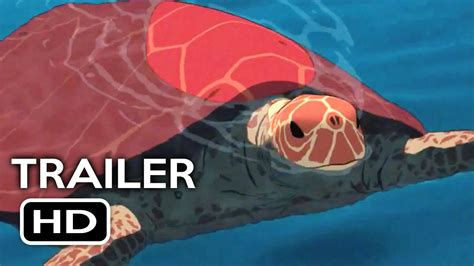 studio ghibli film trailer the red turtle official trailer 1 2016 studio ghibli