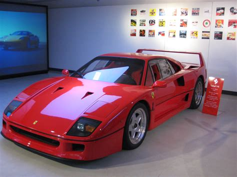 ferrari f40 tuning cars and news ferrari f40