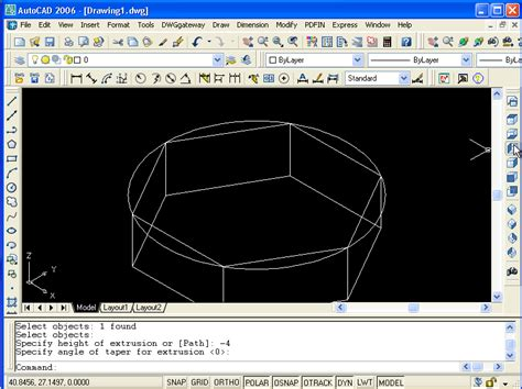 tutorial autocad doc design for future 3d autocad tutorial 4