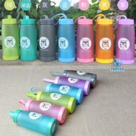 Grosir Botol Minum Owl Bpa Free Dengan Saringan Teh botol minum owl bpa free dengan saringan teh 420ml