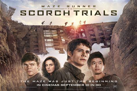 new maze runner the scorch new maze runner the scorch trials clips