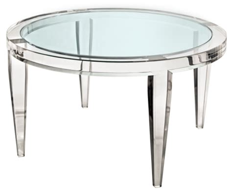 plexi craft coffee table friday find acrylic furniture by plexi craft simplified bee