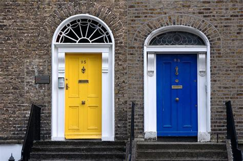 Colourful Front Doors Away Wednesday Bright Colorful Doors Blush And Jelly