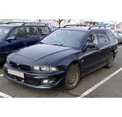 Mitsubishi Galant Kombi Best Photos And Information Of
