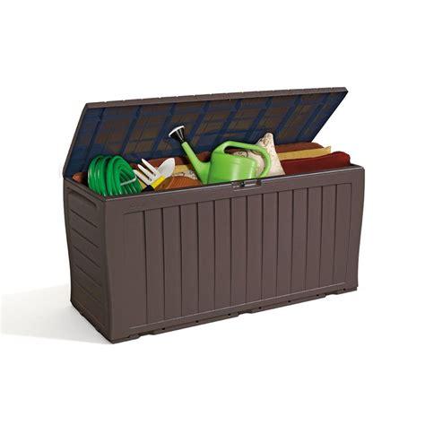 Storage Box 26 5x16x23 5cm Plastic keter storage box find it for less