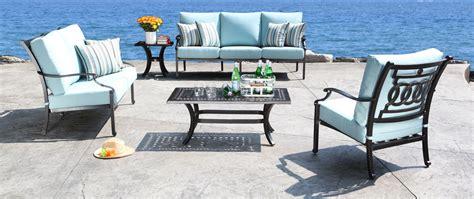 cabana coast outdoor furniture top 7 reasons to choose cast aluminum patio furniture cabana coast
