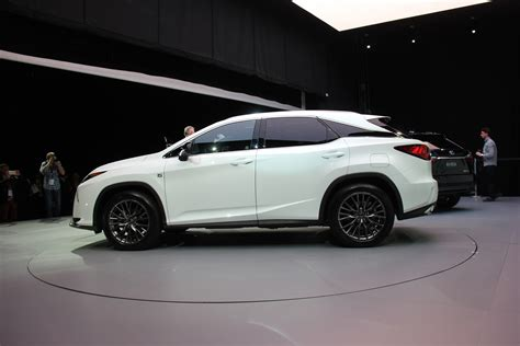 new lexus rx 2016 lexus rx at new york international auto show 16