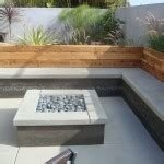 cement patio ideas modern  stucco resin landscaping