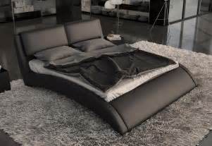 Platform Bed El Paso Leather Modern Platform Bed El Paso Vvol