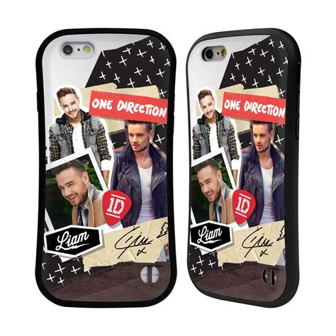 One V0214 Iphone 6 6s official one direction fan designs hybrid for