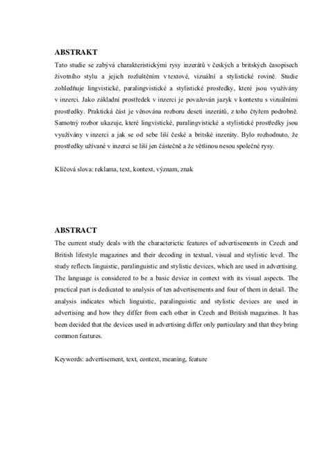 bachelor thesis acknowledgement sle discourse analysis article shared by azhar khan 2
