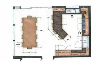 Kitchen Floor Plan Ideas by Kitchen Ideal Kitchen Layouts Floor Plans Ideal Kitchen