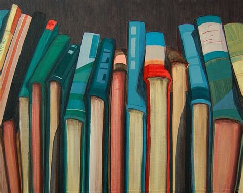 painting in the books in the books buschur artsy forager