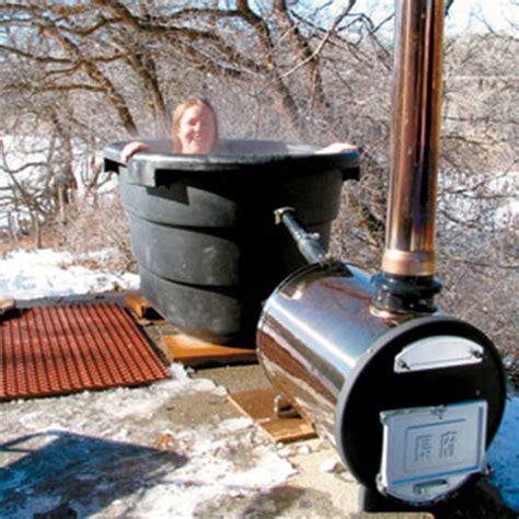 wood heated bathtub projects on flipboard