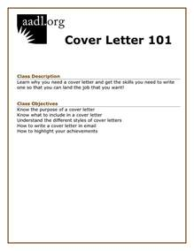 Cover Letter For Any Job Position Sample   sample format