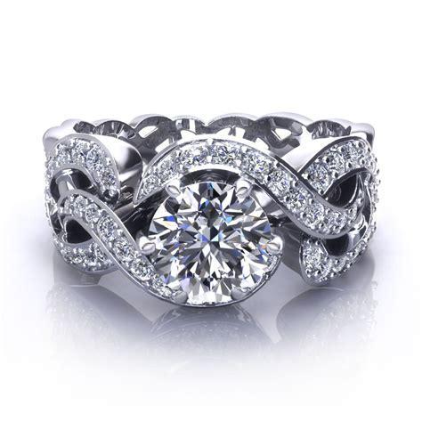 Izyaschnye wedding rings: Unique wedding rings minnesota