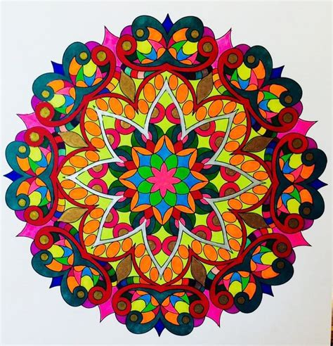 707 best Mandalas images on Pinterest   Mandala design