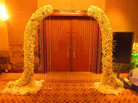 Indian Home Wedding Decor by Wedding Entrance Decorations For Weddings In Sri Lanka