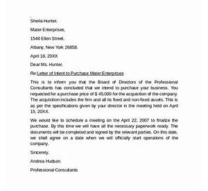 job promotion request letter samples template examples - Job Promotion Letter Of Intent