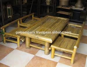 8 Chair Dining Room Set Atacado Bambu Cadeira De Jantar Set Double Dois Lugares