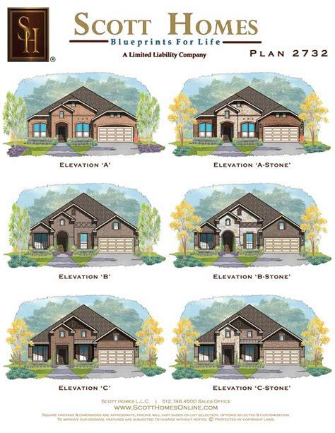 scott homes plan 2185 scott homes plan 2732