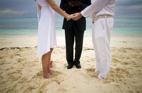 Wedding Ceremony Requirements by Ceremony Marriage Requirements Weddings By Funjet