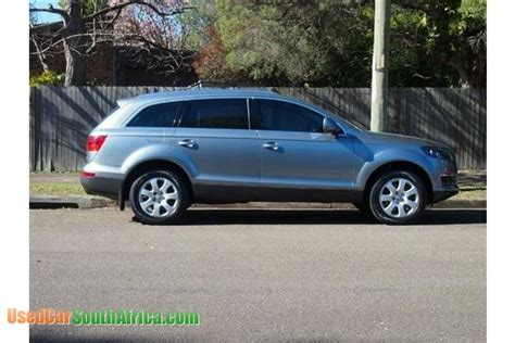 Audi Seven Seater Cars by 2007 Audi Q7 Tfsi Seven Seater Used Car For Sale In