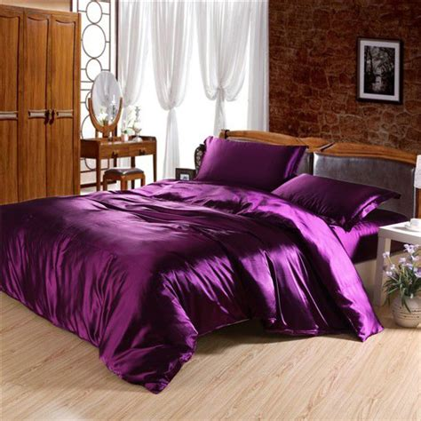 purple satin comforter pinterest discover and save creative ideas