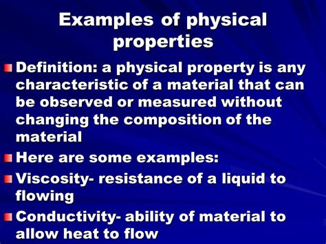 physical matter definition pearson prentice physical science concepts in