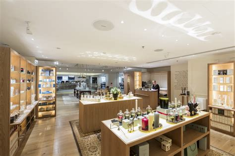candle room fortnum s new candle room by gpstudio