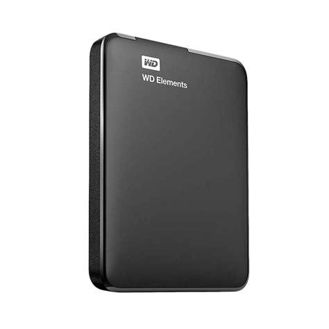 Wd Elements Harddisk Eksternal 1tb 2 5 Usb3 0 Hitam jual wd element disk eksternal 1tb usb3 0 2 5 inch harga kualitas terjamin