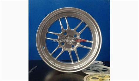 Velg Rpf01 Jd109 Hsr Ring 15 velg mobil racing ring 15 terbaru rpf01 jd109 hsr 15x7 4x100 et35