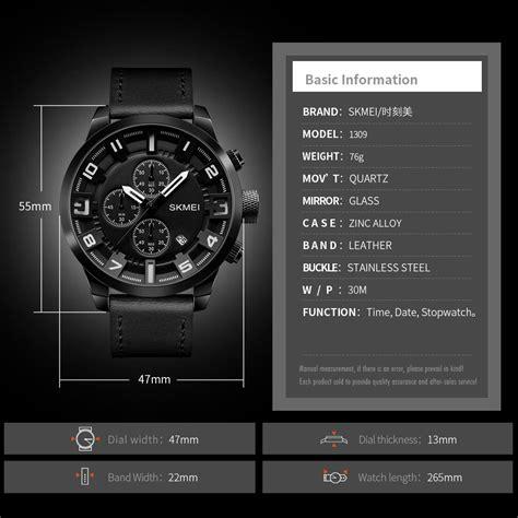 Jam Tangan Pria Tetonis 2 Chrono Original skmei jam tangan analog chrono pria 1309 black jakartanotebook