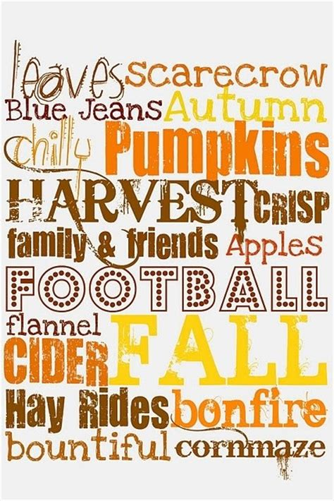 fall autumn football season whatever you want to call it it s here dental team you autumn quotes and sayings quotesgram