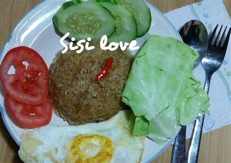 resep nasi goreng ebi oleh sisi cookpad