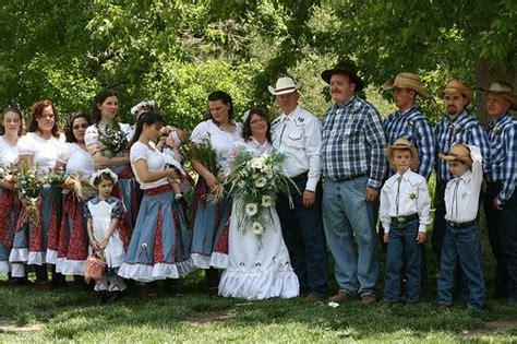 Western Wedding by Tbdress An Outstanding Western Wedding Theme