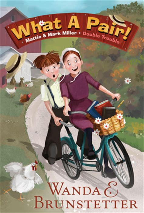 amish triplets for inspired books what a pair trouble book 1 by wanda e