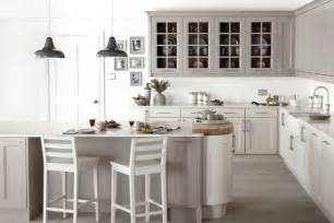 White And Grey Kitchen Ideas Grey Amp White Kitchen Design Ideas Amp Pictures