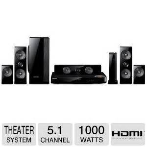 samsung home theater system 5 1 channel 1000w bluray
