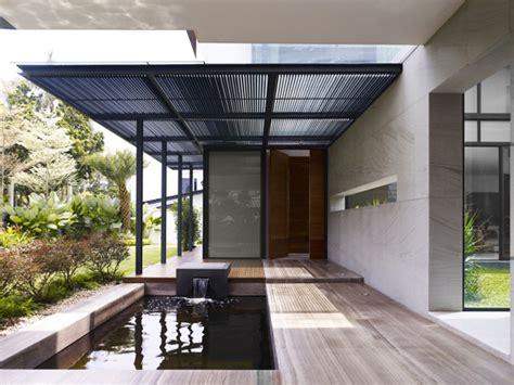 calming zen house design bringing japanese style