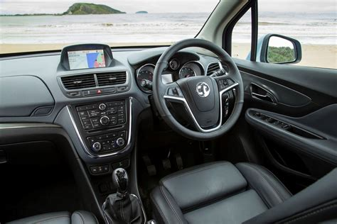 vauxhall mokka estate   features equipment