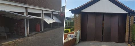 Garage Doors Stoke by Garage Door Repairs In The Stoke On Trent Area Protec Doors