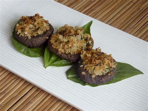 vegetarian stuffed mushrooms recipe how to make vegan stuffed mushrooms 6 steps with pictures