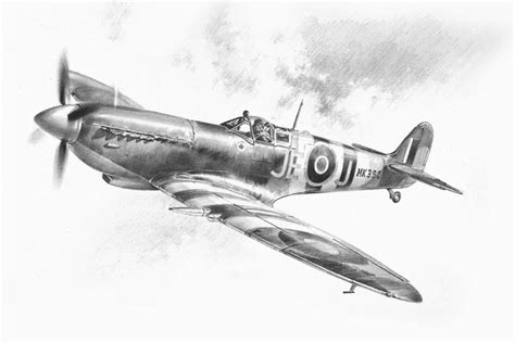 ace of aces pencil pencil sketches aviation art by